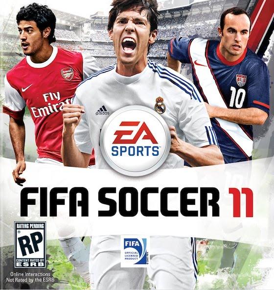 تحميل لعبة فيفا 2011 كاملة