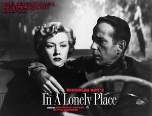The Film In A Lonely Place