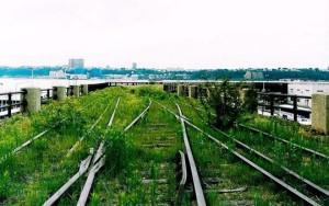 The High Line Park, New York City