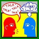 talk people